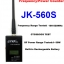 JK-560S Frequency Counter CTCSS/DCS Power decoder for Walkie talkie 100MHz-520MHz with SMA-Female antenna connector thumbnail 1
