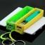 Case PowerBank คละสี + วงจร(PCB) สำหรับถ่านขนาด 18650 thumbnail 12