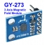 GY-273 3V-5V HMC5883L Triple Axis Compass Magnetometer Sensor Module Three Axis Magnetic Field Module For Arduino thumbnail 1