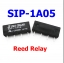SIP-1A05 Reed Switch Relay 5V Voltage 1A thumbnail 1