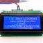 I2C LCD2004A LCD (BLUE Screen) 20x4 LCD with backlight thumbnail 1