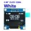 "WHITE 0.96 "" OLED display module 12864 (I2C) thumbnail 1"