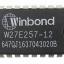 W27E257-12 ( 27C256 ) DIP28 EPROM 256Kbit(32KB) 120nS thumbnail 1