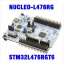 NUCLEO-L476RG development board with STM32L476RGT6, supports Arduino and ST morpho connectivity สำเนา thumbnail 1