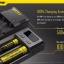 เครื่องชาร์จแบตอัจฉริยะ Nitecore NEW I2 Intellicharger Universal Battery Charger for AA AAA Li ion 26650 18650 Batteries Charging thumbnail 4