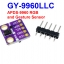 GY-9960 APDS-9960 digital RGB, ambient light, proximity and gesture sensor thumbnail 1
