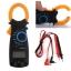 VC3266L+ (VC3266F) Mini Digital Clamp Multimeter 2A 20A 200A(AC) AC/DC Voltmeter Ammeter Resistance thumbnail 1