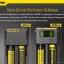 เครื่องชาร์จแบตอัจฉริยะ Nitecore NEW I2 Intellicharger Universal Battery Charger for AA AAA Li ion 26650 18650 Batteries Charging thumbnail 5