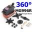 360° MG996R High Torque Servo thumbnail 1