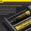 เครื่องชาร์จแบตอัจฉริยะ Nitecore NEW I2 Intellicharger Universal Battery Charger for AA AAA Li ion 26650 18650 Batteries Charging thumbnail 14