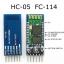 HC-05 Bluetooth Serial Module RS232 TTL for Arduino thumbnail 1