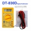 DT-830D DT830D ดิจิตอล มัลติมิเตอร์ thumbnail 1