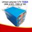 1 ก้อน 3.7V 10AH , 50A(5C), 150A at 15C Lithium Polymer battery large capacity power batteries thumbnail 1