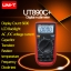 UNI-T UT890C+ Digital True RMS Multimeter Tester With Test Lead Cable thumbnail 1
