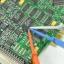 Test Clip Mini Grabber SMD IC Hook Probe Jumper (BLUE) thumbnail 3
