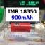 AW IMR18350 lithium battery 3.7V 900mAh thumbnail 1