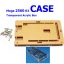 Transparent Case MEGA 2560 Acrylic Box for arduino Compatible with MEGA 2560 thumbnail 1
