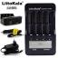 Liitokala Lii-500 lithium NiMH battery smart charger and Power Bank thumbnail 1