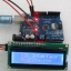 I2C LCD1602 16x2 Serial LCD Module Display for Arduino (BLUE) thumbnail 2
