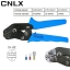 CNLX SN-02C crimping pliers european style terminal clamp self-adjusting capacity 0.25-2.5mm2 14-24AWG perfect crimp hand tools thumbnail 1