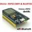 Goouuu-esp32 ESP32 Development Board Wireless WiFi+Bluetooth 2 in1 Dual Core thumbnail 1