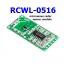 RCWL-0516 microwave radar sensor module Human body induction switch module Intelligent sensor thumbnail 1