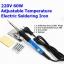หัวแร้ง 60W ปรับความร้อนได้ AC 220V 60W Soldering Iron 200-450 ℃ thumbnail 1