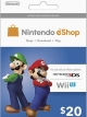 Nintendo eShop Card 20 US