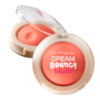 Maybelline Dream Bouncy blush #Candy coral ที่ปัดแก้มเนื้อครีมมูส สีส้มอมชมพู