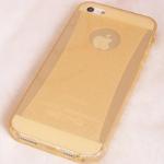 เคสไอโฟน 6 เคสไอโฟน TPU Case สีทอง