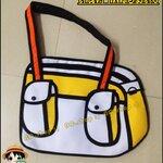 กระเป๋า 3 มิติ