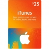 iTunes Gift Card 25 US