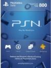 PSN Card Thai 800 THB