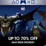 PSN Store US - Batman Sale