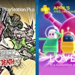 PSN Plus US - Free Games for April 2017