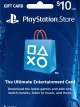 PSN Card 10 US